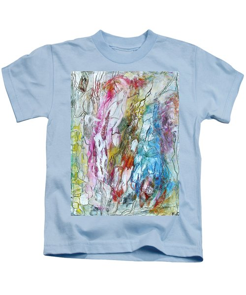 Monet's Garden Kids T-Shirt