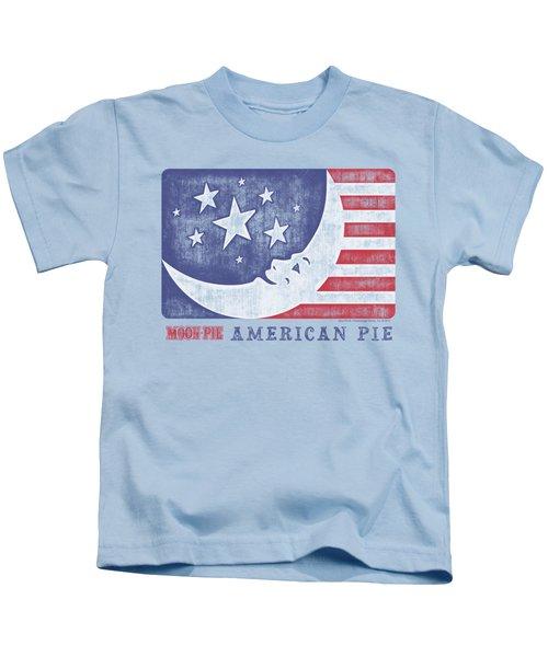 Moon Pie - American Pie Kids T-Shirt