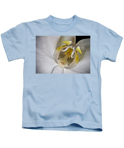 Moth Orchid Inverted Kids T-Shirt