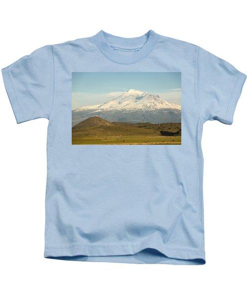 Mount Shasta Kids T-Shirt