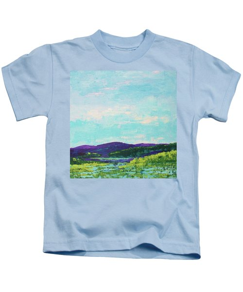 Mountain Lake Kids T-Shirt