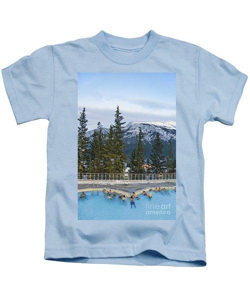 Mountain Paradise Kids T-Shirt