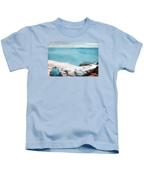 Natural Bridge Bermuda Kids T-Shirt