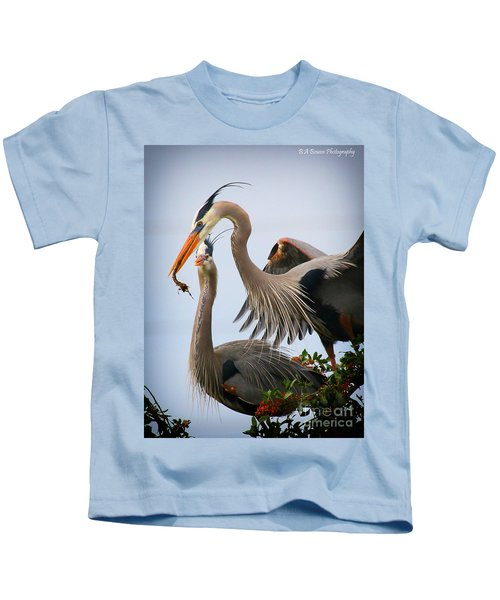 Nestbuilding Kids T-Shirt