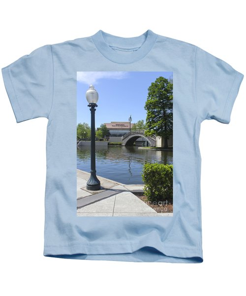 Mahalia Jackson Theater 27 Kids T-Shirt