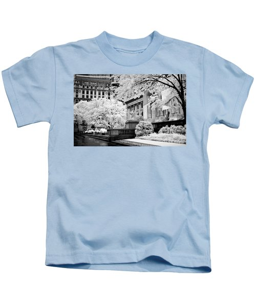 New York Public Library Ir Kids T-Shirt