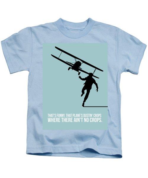 North Poster 3 Kids T-Shirt