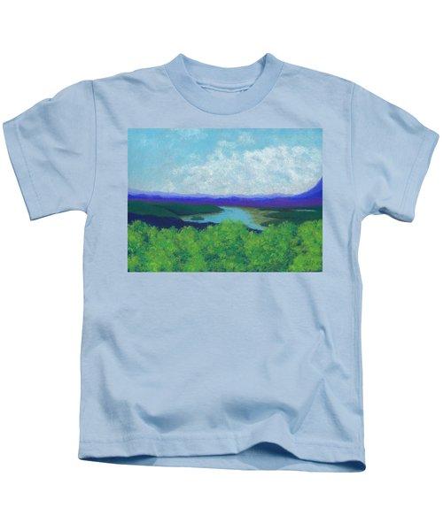 Olana Overlook Kids T-Shirt
