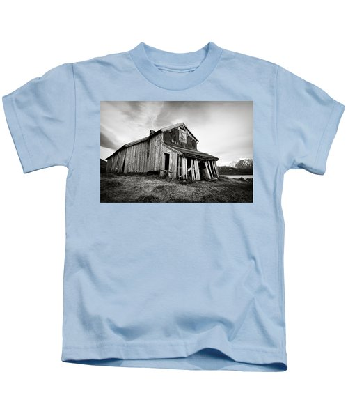 Old Barn Kids T-Shirt