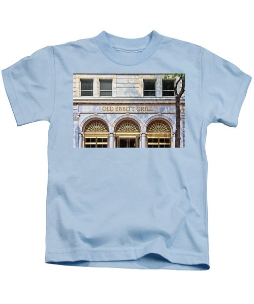 Old Ebbitt Grill Kids T-Shirt