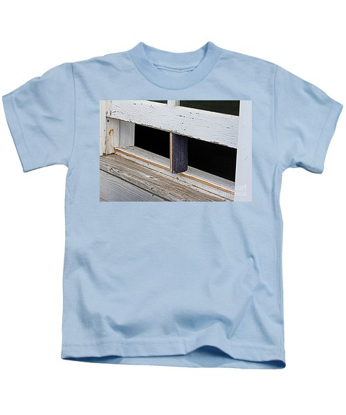 Old Fashioned Air Conditioning Kids T-Shirt