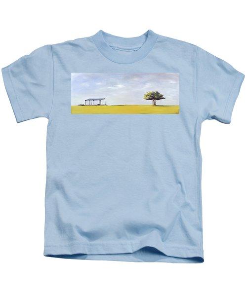 On Minchinhampton Kids T-Shirt
