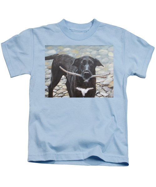 One More Time Kids T-Shirt