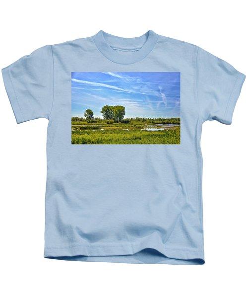 Ossenwaard Near Deventer Kids T-Shirt