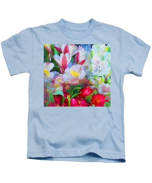 Palette Of Nature Kids T-Shirt