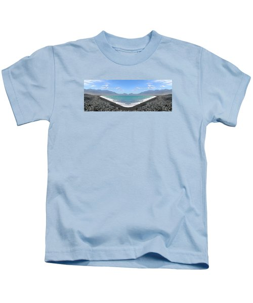 Panorama Lake Kids T-Shirt