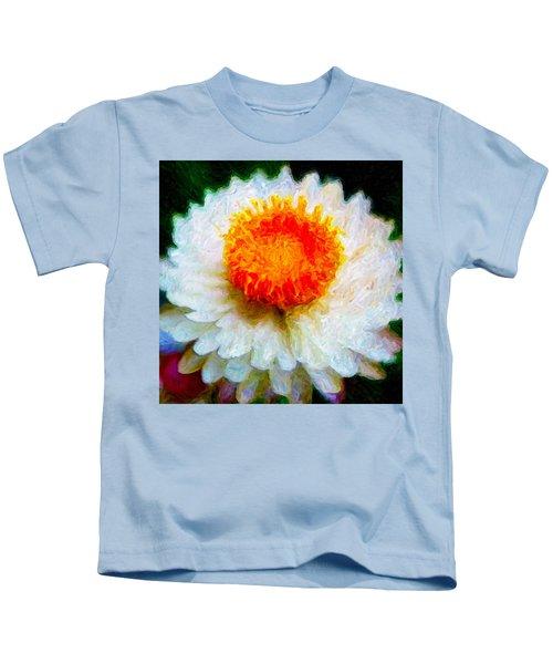 Paper Daisy Kids T-Shirt