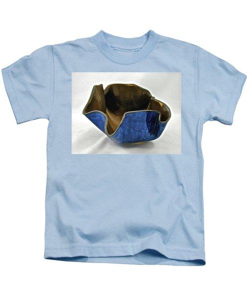 Paper-thin Bowl  09-005 Kids T-Shirt