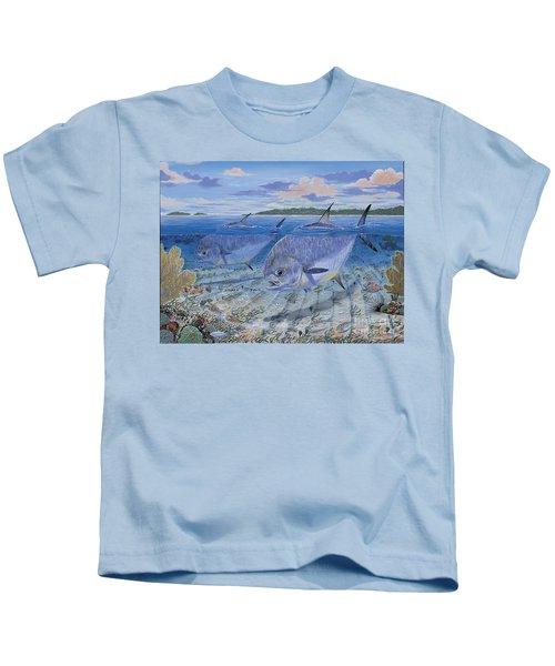Permit In0016 Kids T-Shirt
