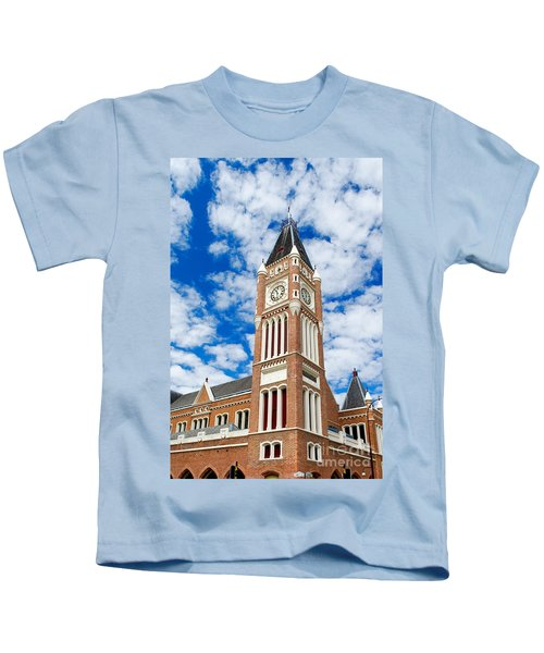 Perth Town Hall Kids T-Shirt