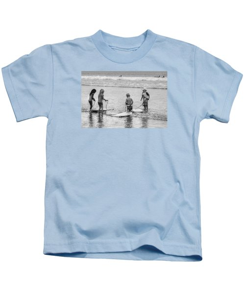 Pint Size Boogie Boarders Kids T-Shirt