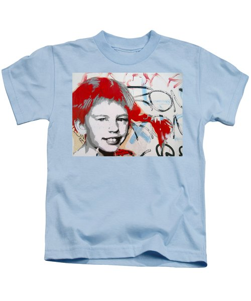 Pippi Longstocking  Kids T-Shirt