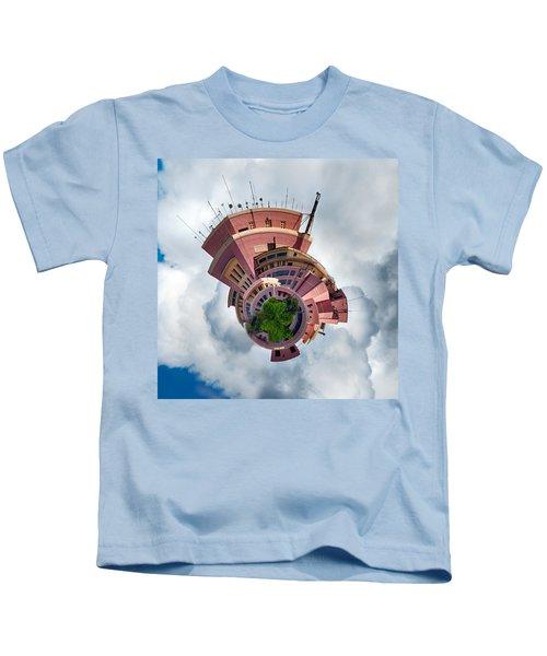 Planet Tripler Kids T-Shirt