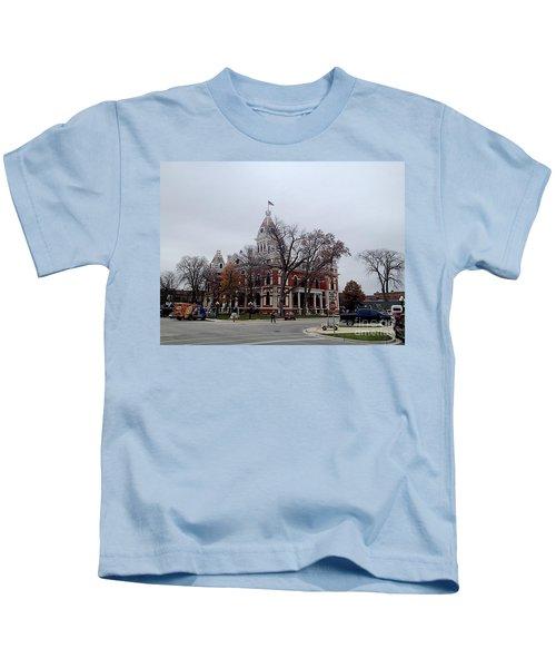 Pontiac Kids T-Shirt