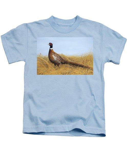Prairie Splendor Kids T-Shirt