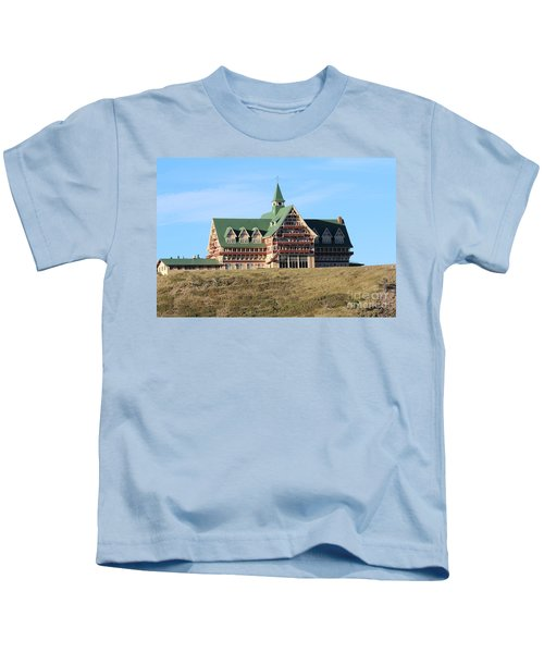 Prince William Hotel Kids T-Shirt