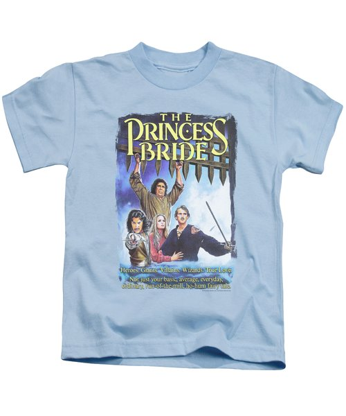 Princess Bride - Alt Poster Kids T-Shirt