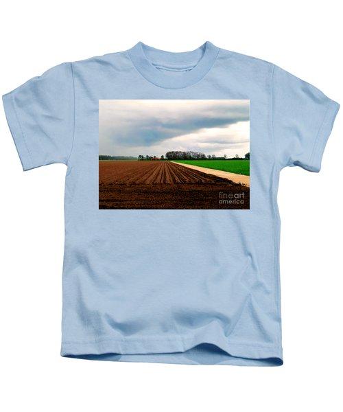 Promissing Field Kids T-Shirt