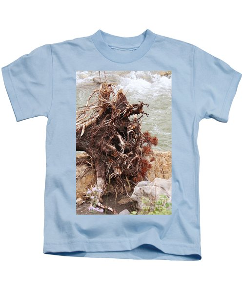 Ravaged Roots Kids T-Shirt