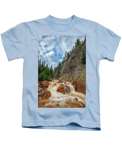 Red Mountain Creek Kids T-Shirt