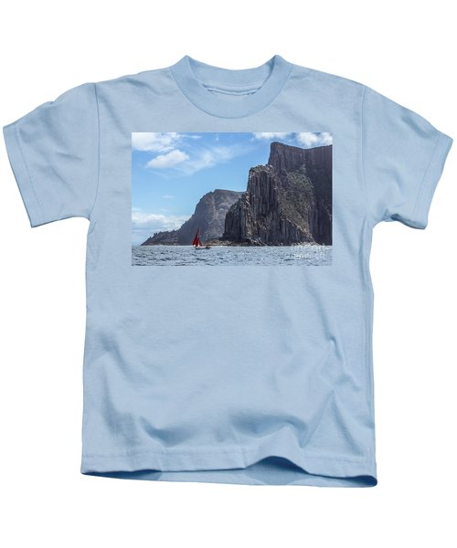 Red Sails Kids T-Shirt