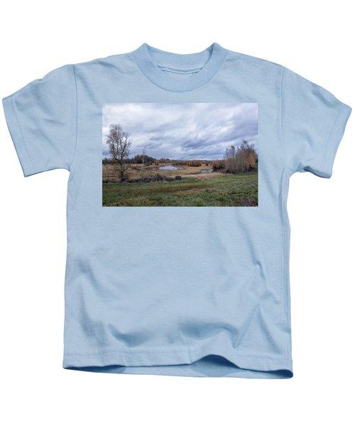 Refuge No 1 Kids T-Shirt