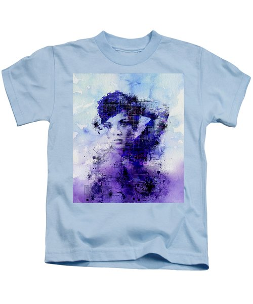 Rihanna 2 Kids T-Shirt
