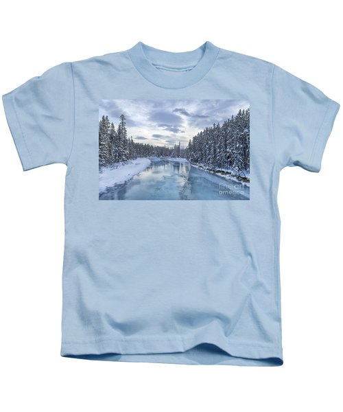 River Of Ice Kids T-Shirt