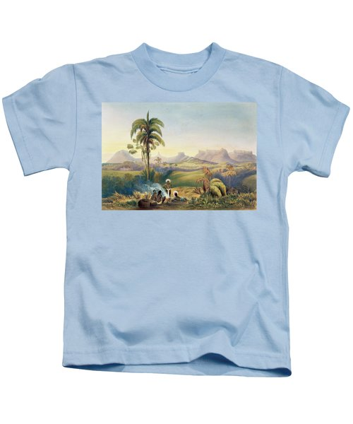 Roraima, A Remarkable Range Kids T-Shirt