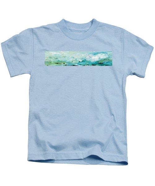 Rough Waters Kids T-Shirt