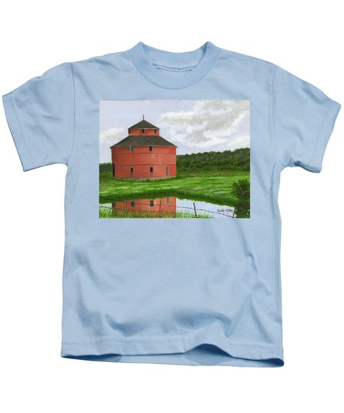 Round Barn Kids T-Shirt