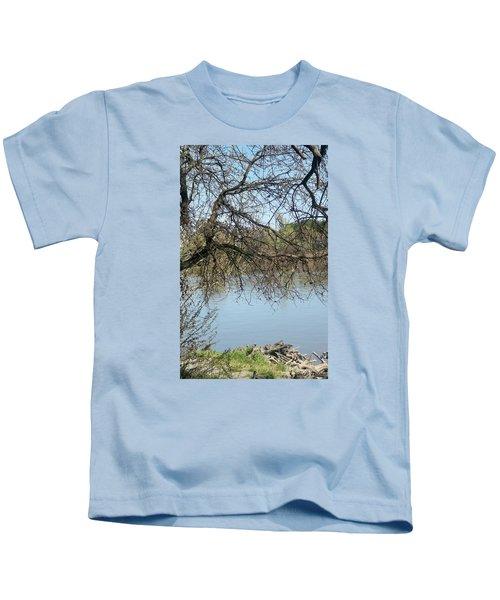Sacramento River Kids T-Shirt