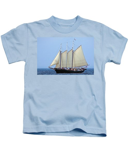Schooner Alliance Kids T-Shirt