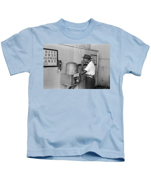 Segregated Drinking Cooler Kids T-Shirt