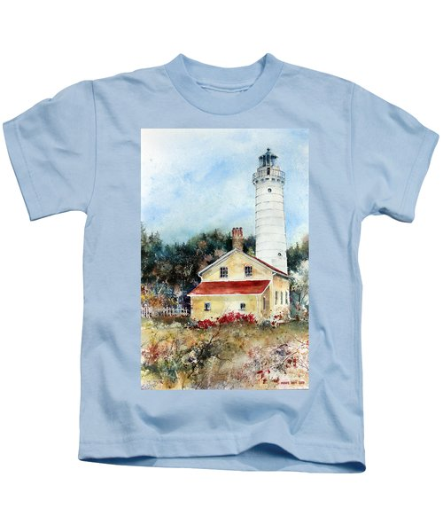 Shore Beacon Kids T-Shirt