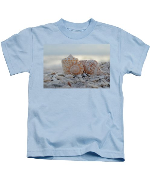 Simplicity And Solitude Kids T-Shirt