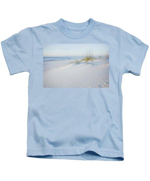Soft Sandy Beach Kids T-Shirt