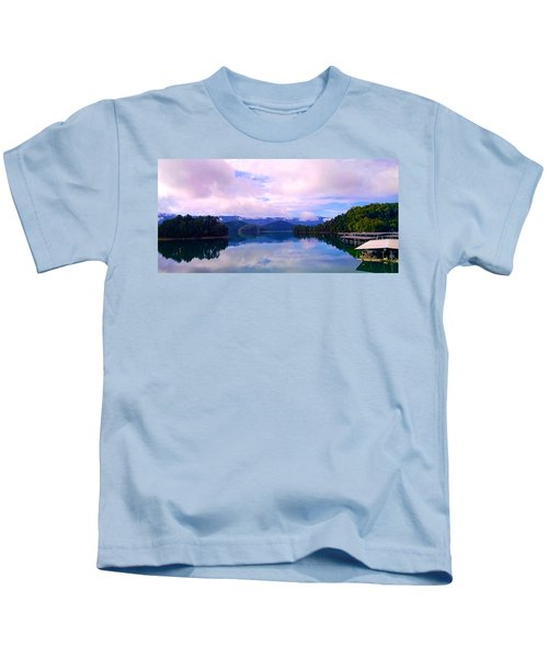 South Holston Lake Tn Kids T-Shirt