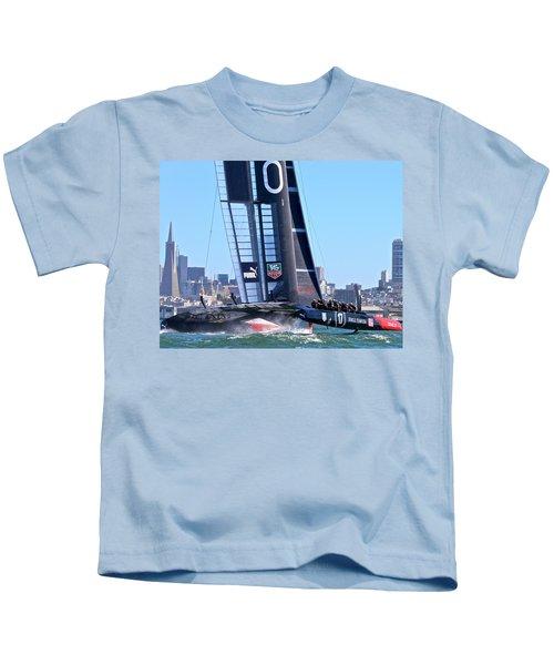 Oracle America's Cup Winner Kids T-Shirt