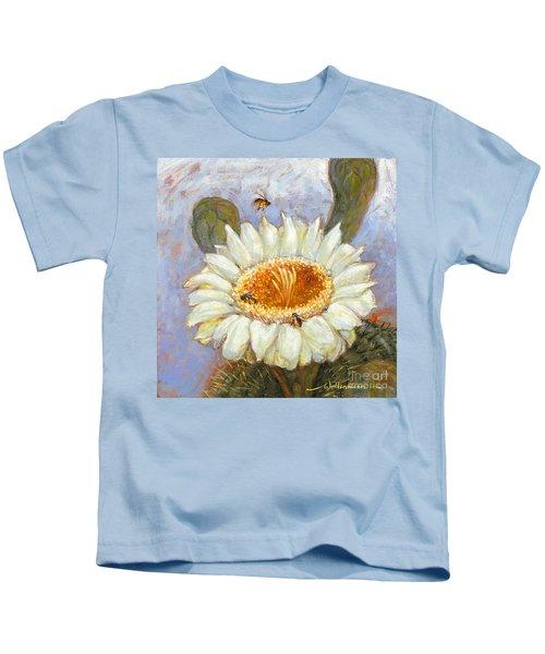 Spring Trio Kids T-Shirt